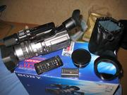 Продам SONY DСR - VX 2100e полный рабочий комплект