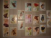 Продам почтовые марки более 400шт.(Флора и фауна)