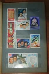 Продам почтовые марки,  более 220шт.(Космос) - Почтовые марки