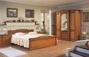 Спальни Польской мебельной фабрики Taranko. Продаем спальни из дерева.