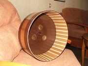 Беговое колесо для белок и шиншил