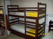 Двухъярусная детская кровать Ромашка