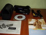 Срочно!! продам цифровую HD видеокамеру Sony HDR-CX350E