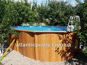 Продам сборный бассейн Esprit Atlantic Pools