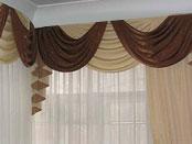 шторы, тюли аксессуары для штор!Все работы по шторам,  тюлям и тканям в