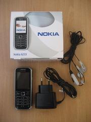 Продам Nokia 6233 Black