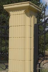 Колонна бетонная