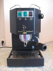 Продам полуавтоматическую кофеварку Raiv