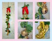 Сувениры из дерева и керамики