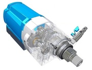 Сверлильная установка TS 403/2231 с мощным электродвигателем.