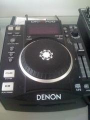 Продам пару cd-проигрывателей Denon Dn S-700