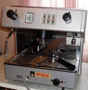 Профессиональная 1gr. кофемашина (кофеварка) Brasilia