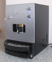 Кофемашина (кофеварка) система ESE (под таблетку,  чалды,  монодозы)