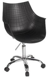 Офисное кресло Кристаль ,   черный цвет
