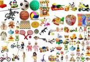 Игрушки и детские товары оптом