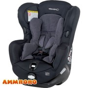 Bebe Confort ISEOS NEO+ Total Black Автокресло 0/1