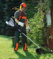 Предоставляем услуги по покосу травы и сорняков бензокосами