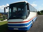 началась разборка автобуса BOVA FHM !!!