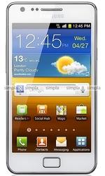 Samsung Galaxy S2 (2 сим-карты). LCD 4.1