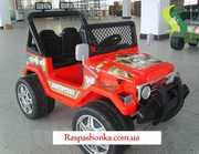 Срочно!Детский электромобиль 618R + Д/У красный