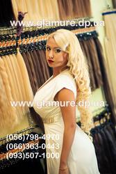продажа натуральных славянских волос Украина