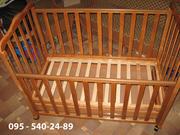 Продам детскую кроватку ЛД-8 Верес (Соня)
