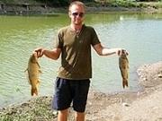 Рыбалка  в Голубинке,  отдых в Крыму