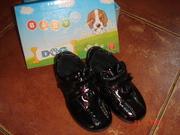 Новые лаковые туфли 25 размера