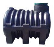 Пластиковый септик для канализации