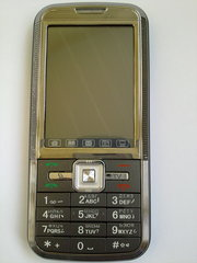 DONOD D906 Сенсорный экран. TV. 2 сим-карты. 2 слота под память.