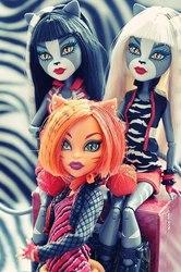 Куклы Monster High !!!!!!!!!!!!!