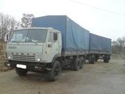 Продам КАМАЗ 53212 тент, Прицеп тент_калитка