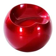 Пуф Рензо,  пластиковый,  цвет красный