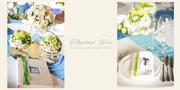 Оформление свадьбы живыми цветами в Симферополе