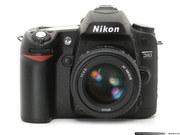 Б.У. Nikon D80 body (в хор.сост.)