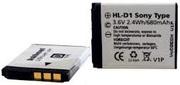 HAHNEL Аккумулятор HL-D1 (Sony NP-BD1)