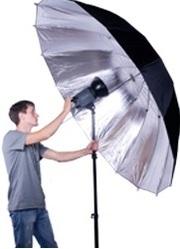Зонт параболический 75 (190см) 16спиц