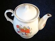 Чайник — заварник Барановский фарфоровый завод начало70 конец90