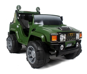 Новинка! Детский электромобиль Hummer A-26 Зеленый