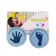 Продаю набор для создания слепков руч4ки и ножки малыша