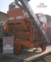 Зерноочисная  машина  ОВС-25