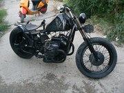 Продам мотоцикл К-750 (кастом)