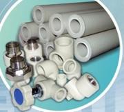 Полипропиленовые фитинги для отопления и водоотведения Симферополь