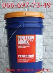 Пенетрон Адмикс - лучшее решение гидроизоляции при заливке бетонных к