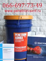 Пенетрон — Адмикс  простое решение гидроизоляции фундамента и бассейна
