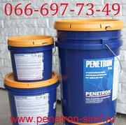 Пенетрон — восстановление гидроизоляции фундамента!