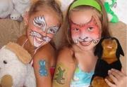 Аквагрим для детей краски и услуги аквагримера! НЕДОРОГО!