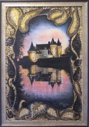 Авторские работы «Замок Луары»