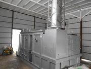 Инсинератор для термической утилизации различных видов отходов