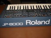 Продам синтезатор Roland jp8000